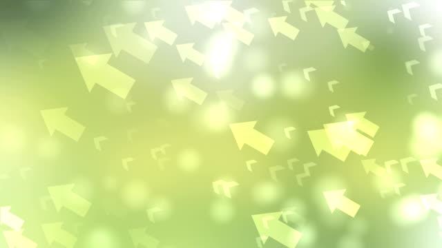green arrow - making money stock videos & royalty-free footage