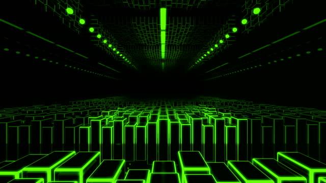 grüne felder animation - unendlichkeit stock-videos und b-roll-filmmaterial