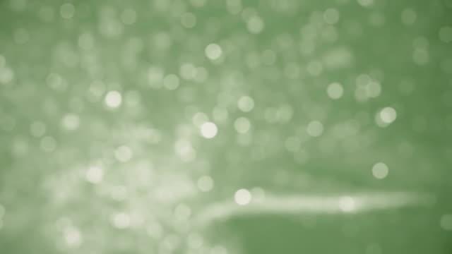 Green Dust Background