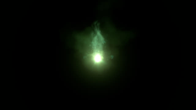 green flame - flaming torch stock videos & royalty-free footage
