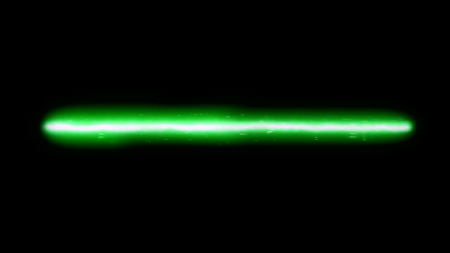 green laser beam - laser stock videos & royalty-free footage