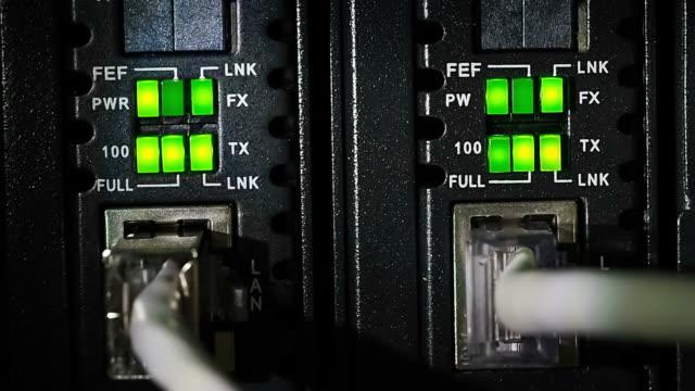 Green Light Of Link Data Communications