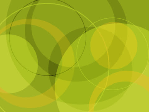 green moving circles - mpeg video format stock videos & royalty-free footage