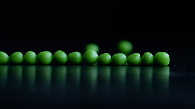 Green Pea Role Call Line Up
