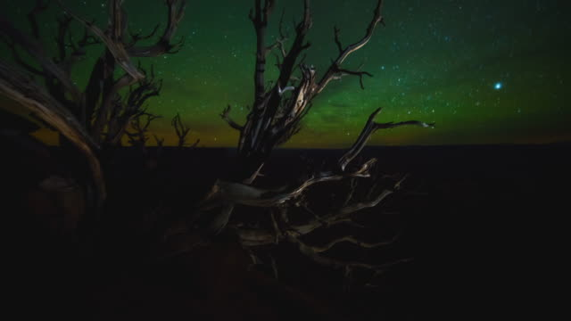 Green River Overlook NIghttime Time Lapse
