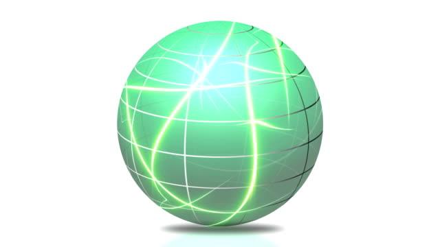 Green Sphere Network Loop