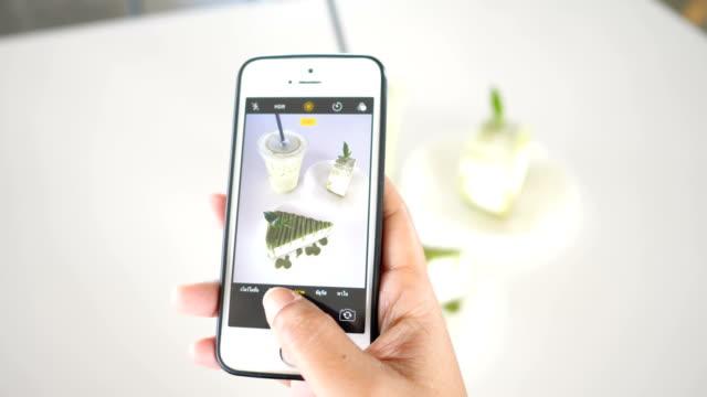 green tea : asian cake - dessert stock videos & royalty-free footage