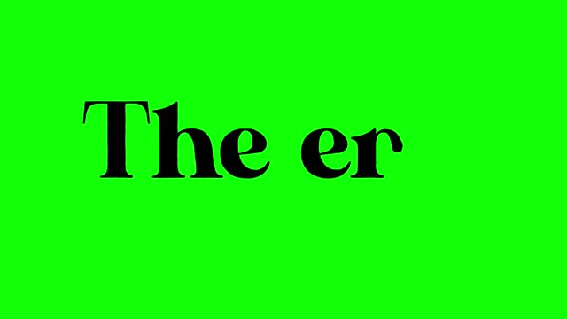 the end green - 1960 stock videos & royalty-free footage