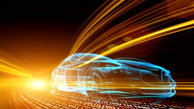 vídeos y material grabado en eventos de stock de coche verde - coche deportivo