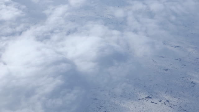greenland and arctic aerial - ice sheet stock videos and b-roll footage