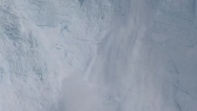 greenland's melting glaciers greenland ext gvs of melting glaciers whales along offshore - greenland stock videos & royalty-free footage