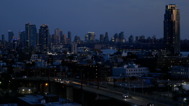 greenpoint and williamsburg brooklyn - brooklyn new york stock videos & royalty-free footage
