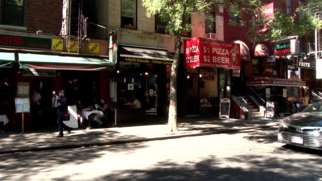Greenwich Village NYC Store Fronts - Macdougal Street