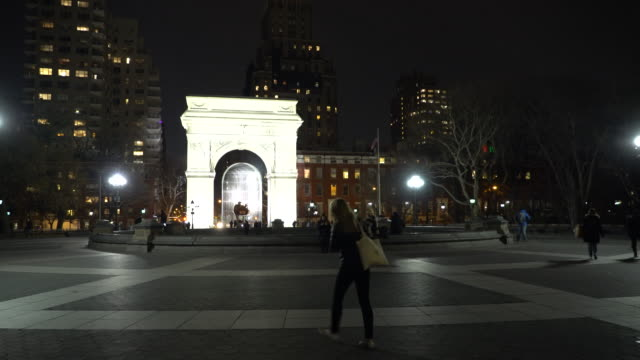 Greenwich Village NYC, Washington Square Park Arch