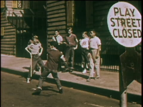 1960 - greenwich village - arts culture and entertainment stock videos & royalty-free footage