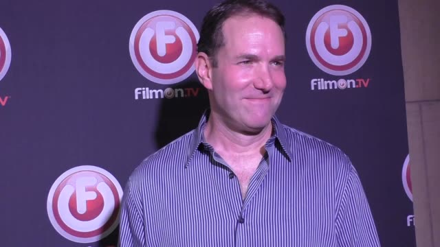 Greg Benson at the Bob Thunder Internet Assassin Premiere at Egyptian Theatre in Hollywood at Celebrity Sightings in Los Angeles on October 27 2015...