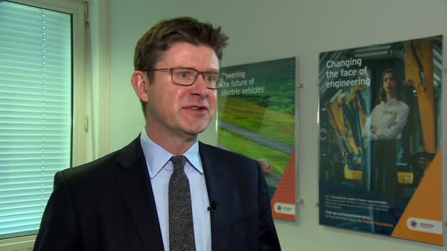 Greg Clark Business Secretary talking about Nissan moving manufacturing of the XTrail to Japan 'It's a significant blow to car making to Sunderland...