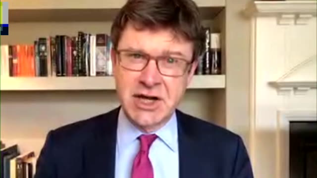 """greg clark saying if the uk had a higher coronavirus testing capacity from the outset people in care homes could have been tested and it would have... - """"bbc news"""" stock videos & royalty-free footage"""