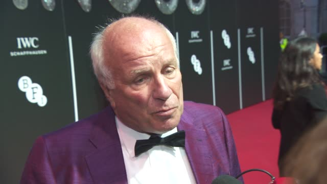 interview greg dyke on fifa corruption and sepp blatter at british film institute luminous fundraising gala at the guildhall on october 06 2015 in... - greg dyke stock videos and b-roll footage