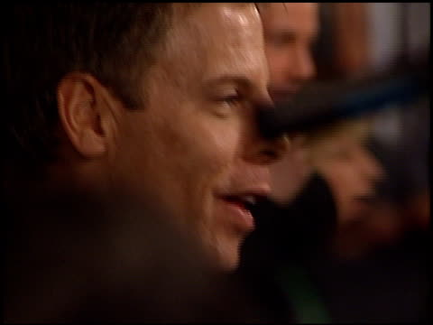Greg Germann at the 'Sweet November' Premiere at the Bruin Theatre in Westwood California on February 12 2001