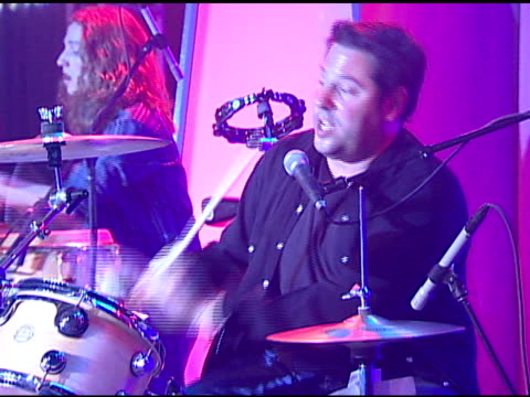 Greg Grunberg from Band from TV at the Dockers Final Round at NULL in Los Angeles California on February 9 2008