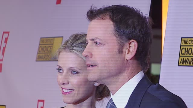 Greg Kinnear at the Broadcast Film Critics Association's 2007 Critic's Choice Awards at Santa Monica Civic Auditorium in Santa Monica California on...