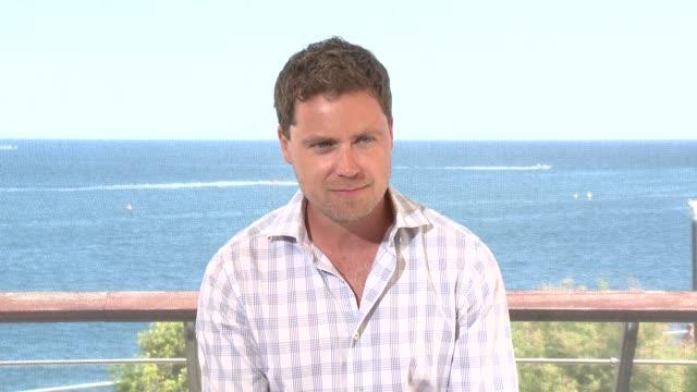 INTERVIEW Greg Poehler at 55th Monte Carlo TV Festival Day 3 on June 17 2015 in MonteCarlo Monaco