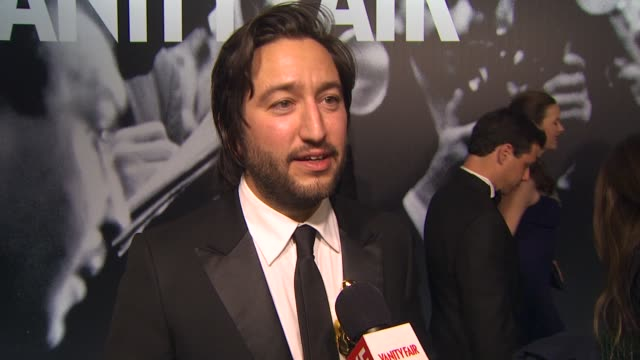 greg shapiro at the 2010 vanity fair oscar party hosted by graydon carter at west hollywood ca - graydon carter stock videos and b-roll footage