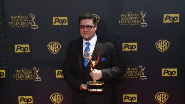 Gregori J Martin at 42nd Annual Daytime EMMY Awards at Warner Bros Studios on April 26 2015 in Burbank California