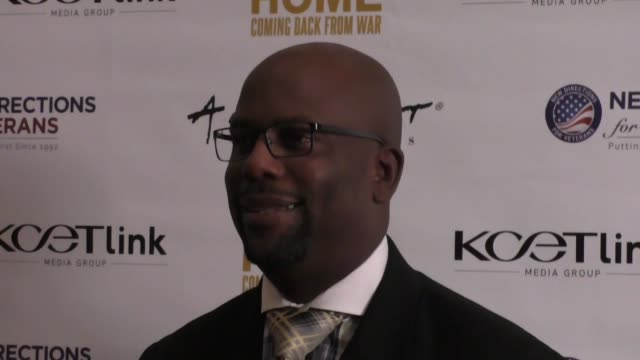 Gregory C Scott at The Cast Of Lifetime Television's Army Wives Reunites For Searching For Home Coming Back From War at Arclight Theatre in Sherman...