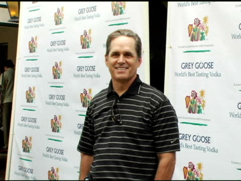 gregory harrison at the elizabeth glaser pediatric aids foundation golf classic at riviera country club in pacific palisades california on october 17... - elizabeth glaser stock videos & royalty-free footage