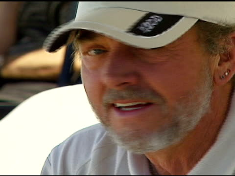Gregory Itzin at the Golf Digest Celebrity Invitational at Cabana Club at the Wilshire Country Club in Los Angeles California on November 6 2006