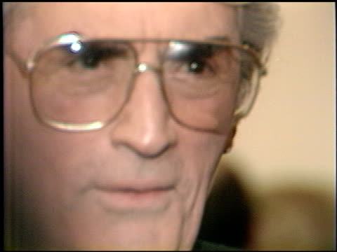 gregory peck at the afi awards honoring gregory peck at the beverly hilton in beverly hills california on march 9 1989 - gregory peck stock videos and b-roll footage