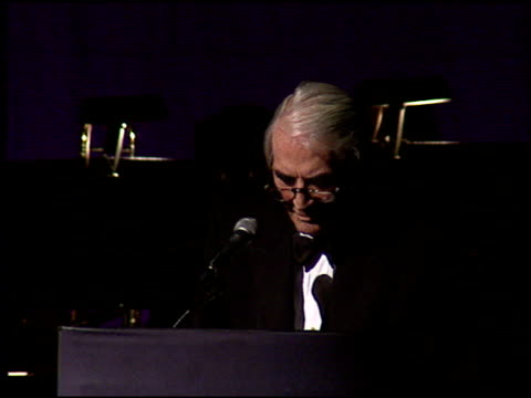 gregory peck at the american cinema awards at the biltmore hotel in los angeles california on november 2 1996 - gregory peck stock videos and b-roll footage