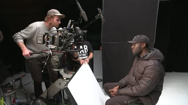 Grenfell Inquiry survivors and families release video calling for immediate action on housing safety ENGLAND London INT Various of Stormzy into...