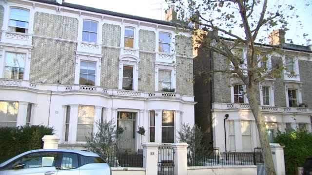 Kensington MP reports on area's huge wealth disparities ENGLAND London Kensington EXT Emma Dent Coad MP along with reporter and interview SOT re...