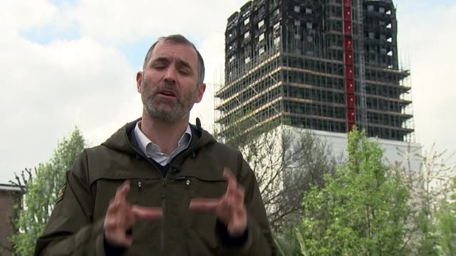 Leaked report says refurbishment 'turned tower into fire hazard' North Kensington Reporter to camera