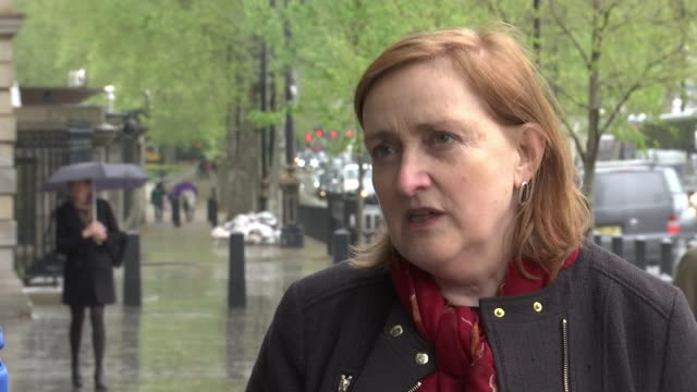 new housing secretary james brokenshire says grenfell families are priority; london: emma dent coad mp interview sot - mp stock videos & royalty-free footage