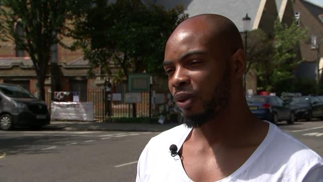 Survivor taunted by online trolls DAY Oluwaseun Talabi interview SOT