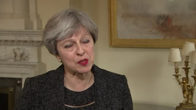 theresa may orders full public inquiry / death toll rises downing street int theresa may mp interview sot people want answers and it's absolutely... - jackie long stock videos & royalty-free footage