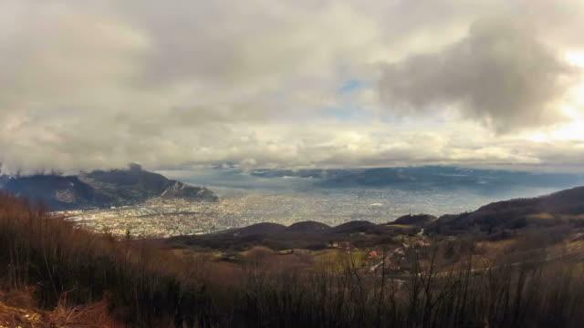 Grenoble TImelapse