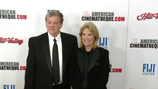 greta van susteren at the 29th annual american cinematheque award presented to reese witherspoon at the hyatt regency century plaza on october 30... - american cinematheque stock videos & royalty-free footage