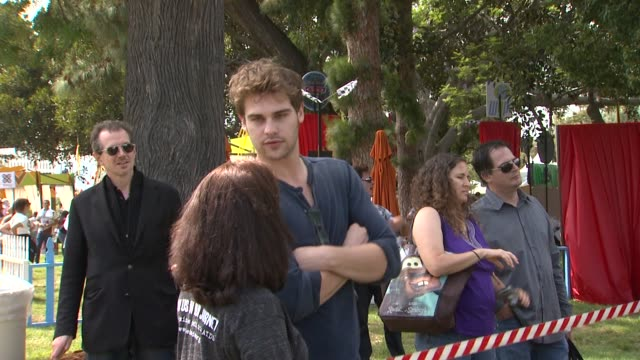 Grey Damon at the Elizabeth Glaser Pediatric AIDS Foundation's 22nd Annual 'A Time For Heroes' Celebrity Carnival at Los Angeles CA