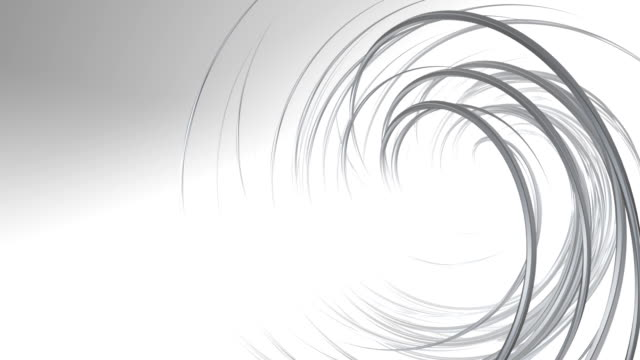 grey moving flowing waves abstract background. video animation 1920x1080 - template stock videos and b-roll footage