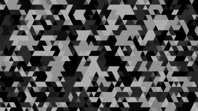 grey triangles - triangle shape stock videos & royalty-free footage
