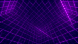 Grid Cube Background