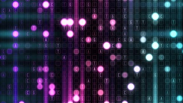 DNA ACGT Grid