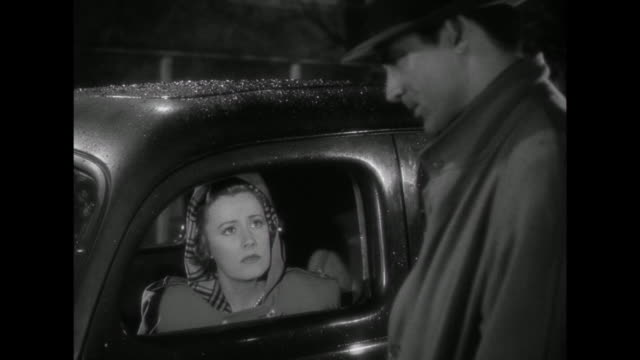 1941 Grief drives husband (Cary Grant) to leave wife (Irene Dunne)