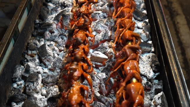 grill bird