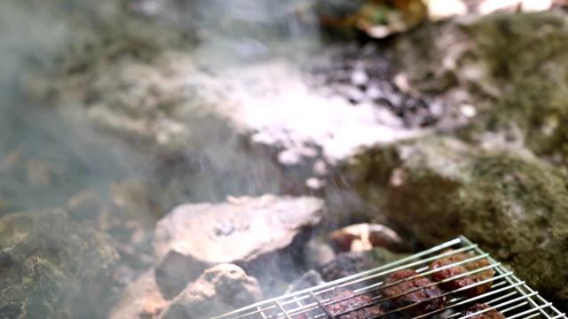 """grill """" - picknick stock-videos und b-roll-filmmaterial"""